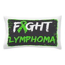 Fight Lymphoma Pillow Case