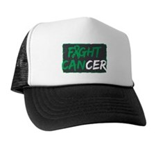 Fight Liver Cancer Trucker Hat