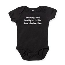 Mommy and Daddys Little Tax Deduction Baby Bodysui
