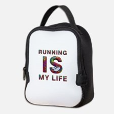 TOP Running Life Neoprene Lunch Bag