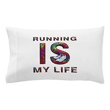 TOP Running Life Pillow Case
