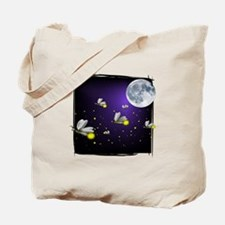 Heavenly Fireflies Tote Bag