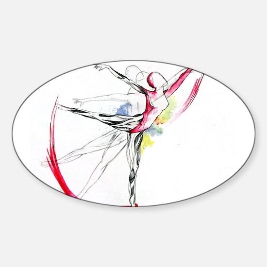 Anatomy of Ballet Bumper Stickers