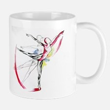 Anatomy of Ballet Mugs
