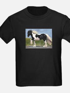 m gulick horse 8x10 T-Shirt