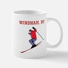 Windham, Catskill Mountains Skiing Mug
