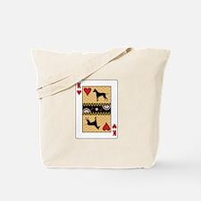 King Ridgeback Tote Bag