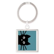 Black Cats Keychains