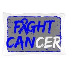 Fight Colon Cancer Pillow Case