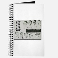 Official Hair Styles of the 50s Journal