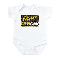 Fight Childhood Cancer Infant Bodysuit