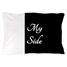 Cats Side My Side Pillow Case