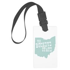 Ohio Luggage Tag