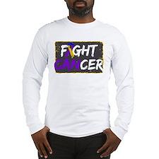 Fight Bladder Cancer Long Sleeve T-Shirt