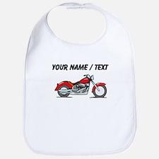 Custom Red Motorcycle Bib