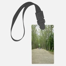 The Peaceful Entrance to The Cha Luggage Tag
