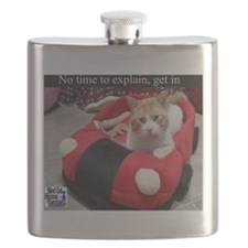 Garfield - No Time Flask
