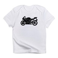 Black Crotch Rocket Infant T-Shirt