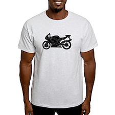 Black Crotch Rocket T-Shirt
