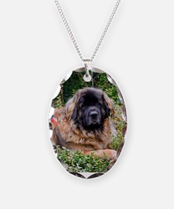 Leonberger Dog Necklace
