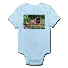 Leonberger Dog Infant Bodysuit