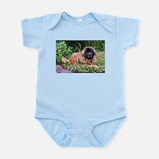 Leonberger Dog Infant Bodysuit