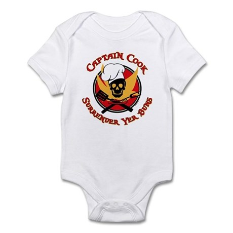 Captain Cook Infant Bodysuit