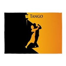 Tango Lovers 5'x7'Area Rug