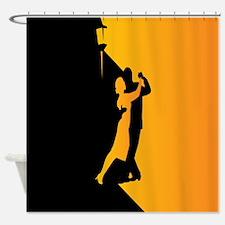Tango Lovers Shower Curtain
