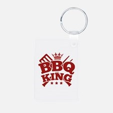 BBQ KING Keychains