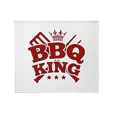 BBQ KING Stadium Blanket