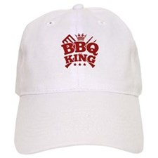 BBQ KING Baseball Cap