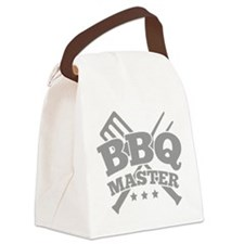 BBQ MASTER Canvas Lunch Bag