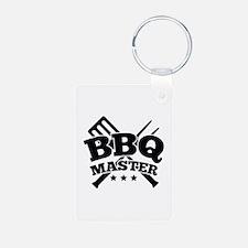 BBQ MASTER Keychains