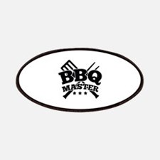 BBQ MASTER Patches
