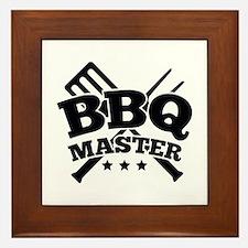 BBQ MASTER Framed Tile