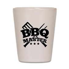 BBQ MASTER Shot Glass
