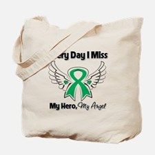 Liver Cancer Miss My Hero Tote Bag