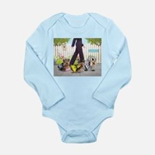 Owned By Yorkies Body Suit