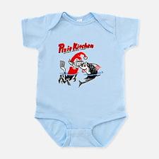 Diver Pixie & Fish Infant Bodysuit