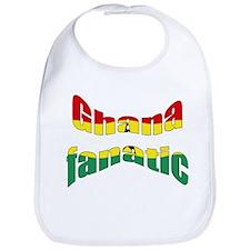 Ghana fanatic Bib