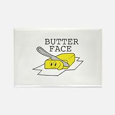 Butter Face Rectangle Magnet