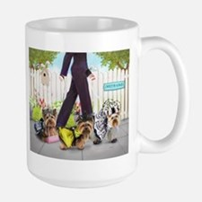 Owned By Yorkies Mugs