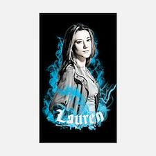 Lost Girl Lauren Sticker (Rectangle)