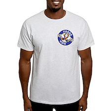 Proud Mom 3 Blue Autism T-Shirt