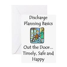 Discharge Plannin Greeting Cards