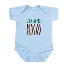 Vegans Do It Raw Body Suit