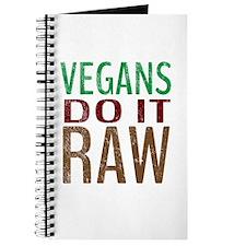 Vegans Do It Raw Journal
