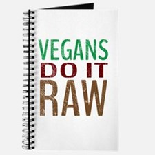 Vegans Do It Raw Journal