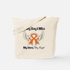 Kidney Cancer Miss My Hero Tote Bag